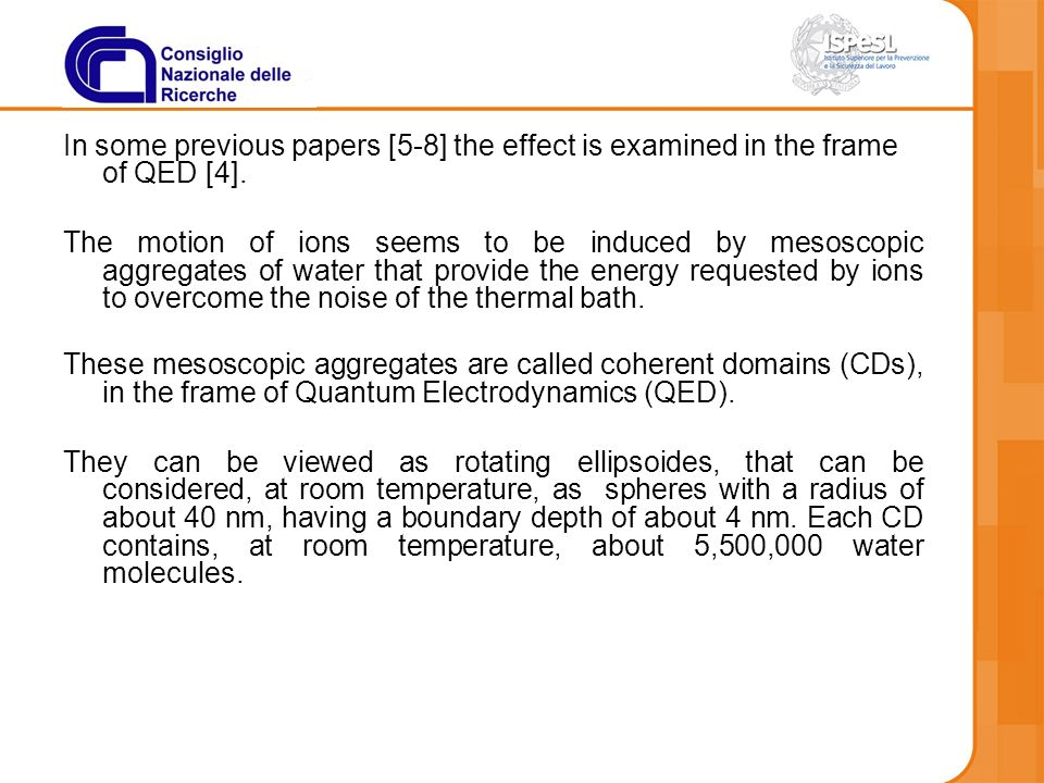In some previous papers [5-8] the effect is examined in the frame of QED [4].
